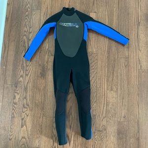 O'Neill boys wetsuit, sz 8